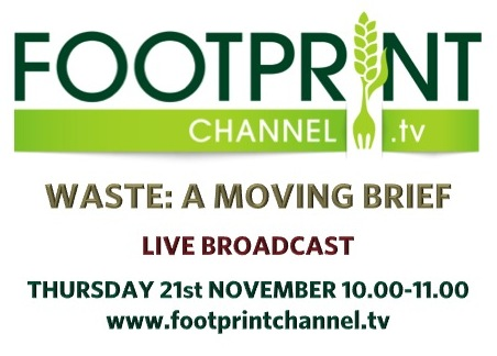Footprint TV waste debate foodservice sustainability