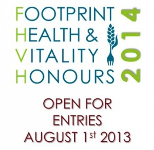 Footprint Health & Vitality Honours