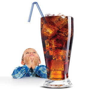 Foodservice Footprint Supersize Lancet study calls to cut sugar in soft drinks by 40% Foodservice News and Information Grocery sector news updates Out of Home sector news  The Lancet Sugar Sweetened Beverages obesity Diabetes